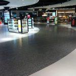 Duty Free Flughafen Kloten Kunst- und Naturstein