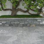 Natursteinmauer 1