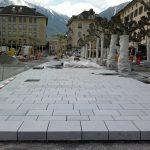 Quarzsandsteinplatten Martigny